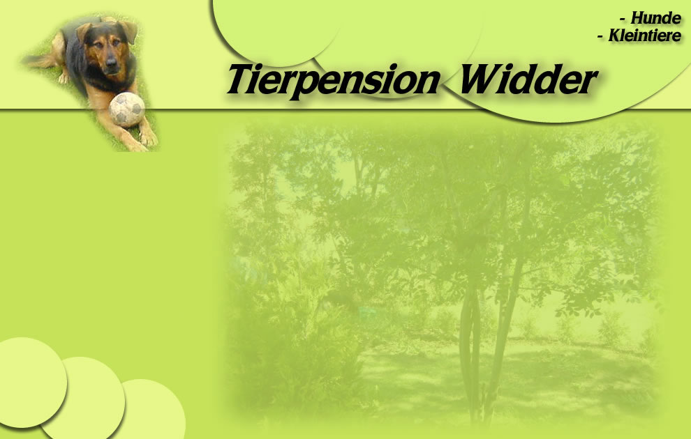 Tierpension Widder Leipzig